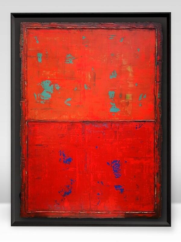 LUMIERE n°51 94 x 128 cm