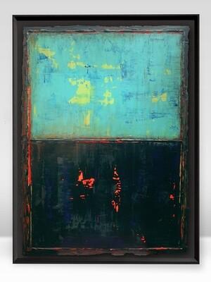 LUMIERE n°50 94 x 128 cm