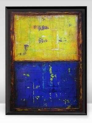 LUMIERE n°52 94 x 128 cm