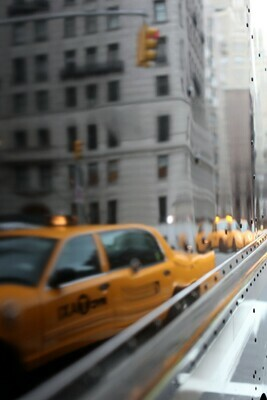 NYC YELLOW CAB ONE