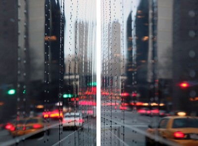 NYC-ALUMINATION DIP#1 2 X 60 X 90 cm