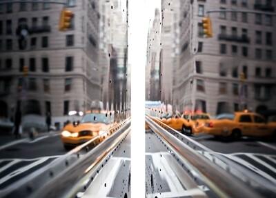 NYC-ALUMINATION DIP#1 2 X 40 X 60 cm