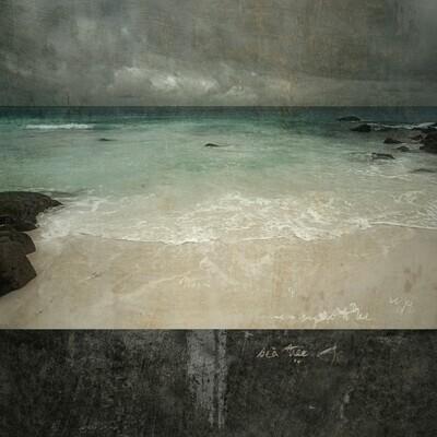 Tropical sea 50 x 50 cm