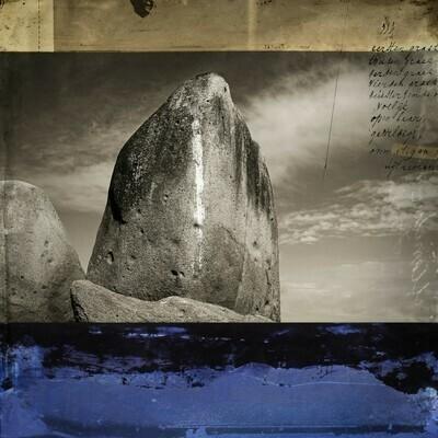 Grande roche royale 50 x 50 cm