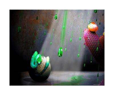 Emerald Shower