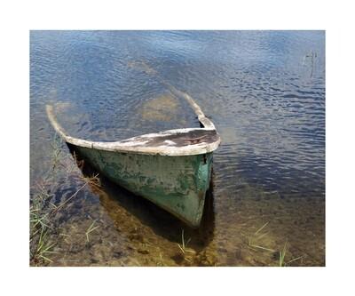 Boat Submerged
