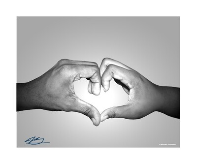 Black Love B&W