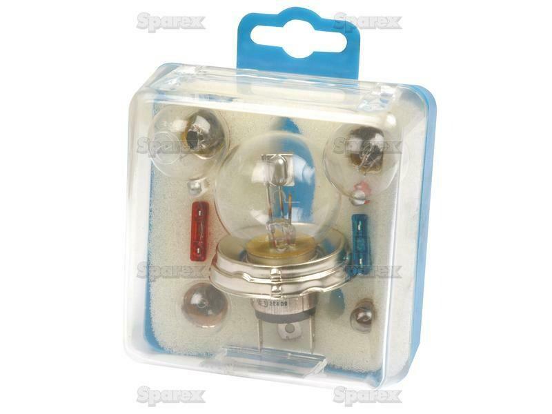 12V Bulb & Fuse Kit