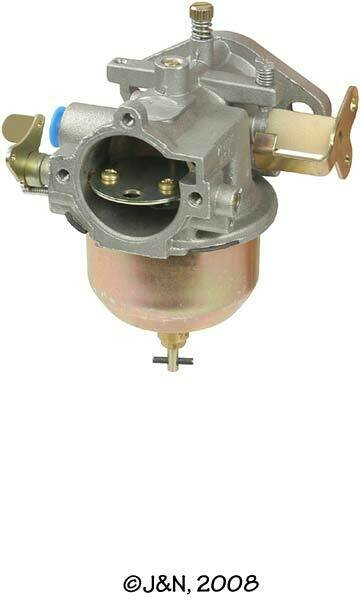 0-13265 - Carburetor, Sidedraft, Gasoline