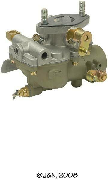 0-13876 - Carburetor, Updraft, Gasoline