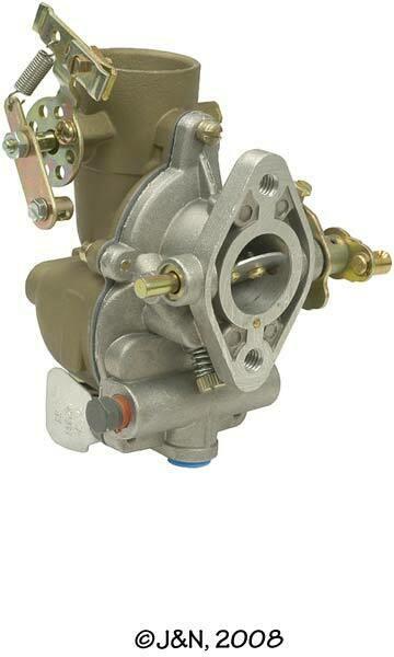 0-12098 - Carburetor, Updraft, Gasoline