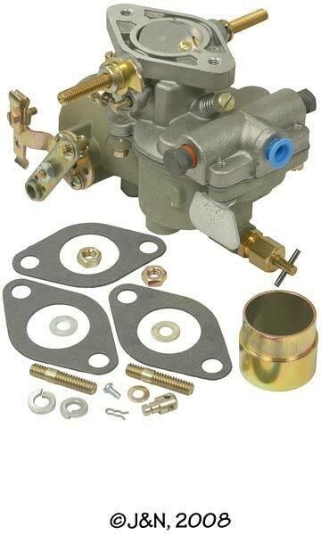 0-12522 - Carburetor, Updraft, Gasoline