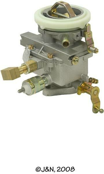 0-14141 - Carburetor, Downdraft, Gasoline