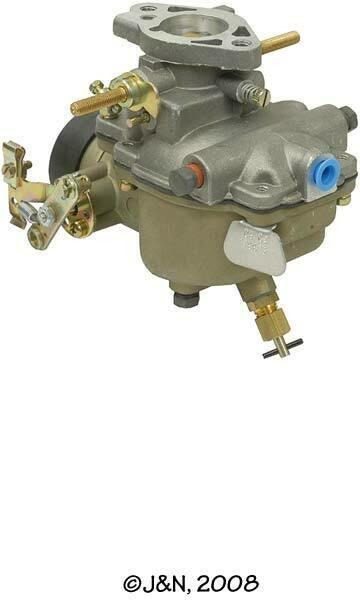 0-14991 - Carburetor, Updraft, Gasoline