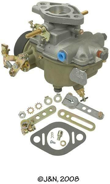 0-14996 - Carburetor, Updraft, Gasoline
