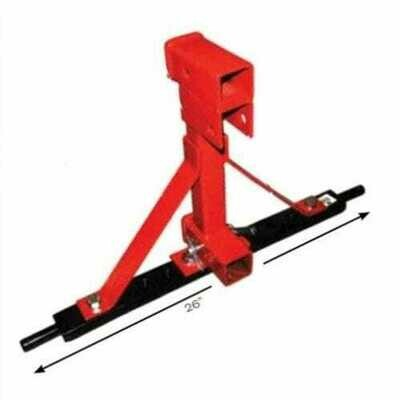 3 PT Hitch Tow Assembly - Upper and Lower Connection, Category 1