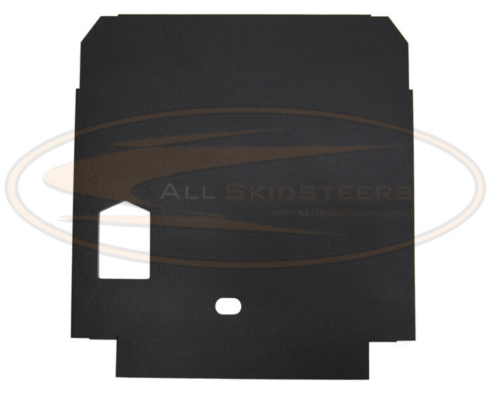 Back Interior Sound Pad for Bobcat Skid Steers - A- 6708682