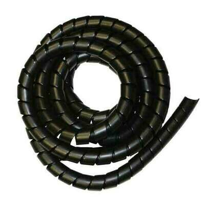 1 1/4 In ID Spiral Wrap for Wrapping Electric