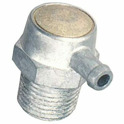 1/2 Inch Fuel Tank Safety Vent - Fits Various Applications