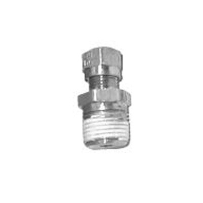 1/2 Inch x 1/2 Inch Air Line Fitting