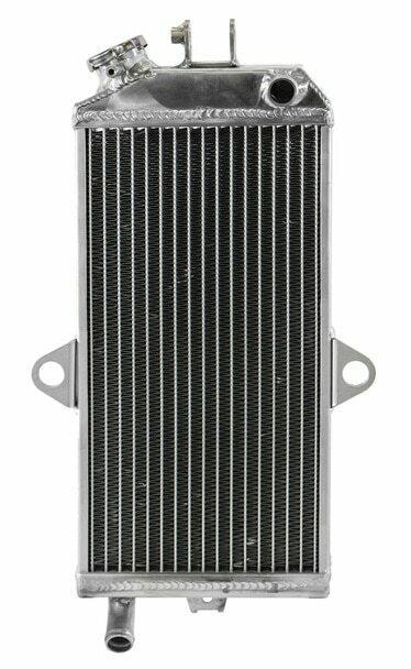 (25194) High Performance All Aluminum TIG Welded Radiator for Suzuki Quadracer 250 17710-19A00