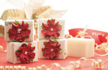 Pure Fiji Luxury - Handmade Paper - Spa Soap 100g