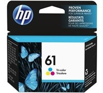HP 61 Tri Colour