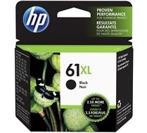 HP 61 XL Black
