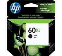 HP 60 XL Black