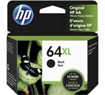 HP 64 XL Black