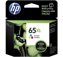 HP 65 XL Tri Colour