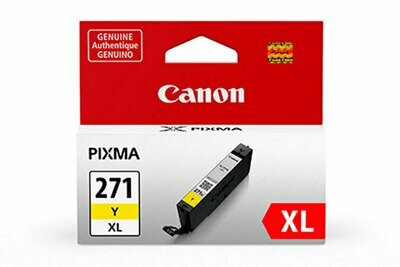 Canon 271 XL Yellow Ink