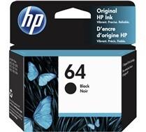 HP 64 Black
