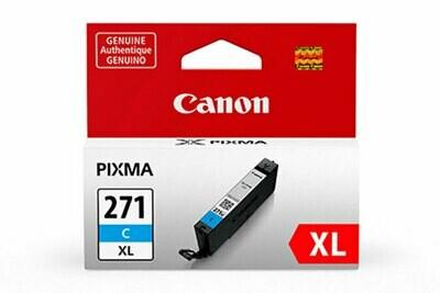 Canon 271 XL Cyan Ink