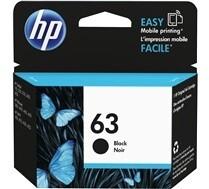 HP 63 Black