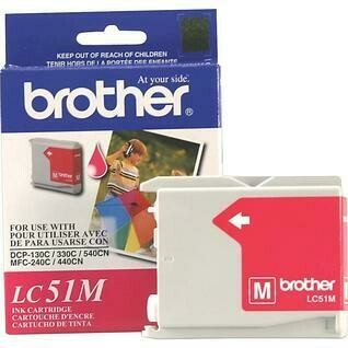 Brother LC 51 Magenta
