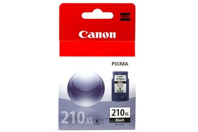 Canon 210XL Black
