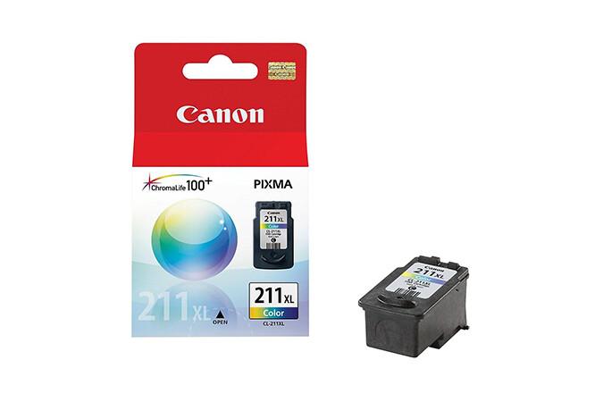 Canon 211 XL Color