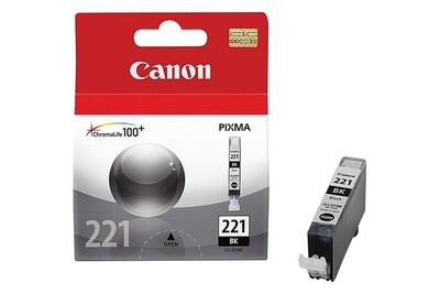 Canon 221 Black