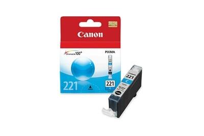 Canon 221 Cyan