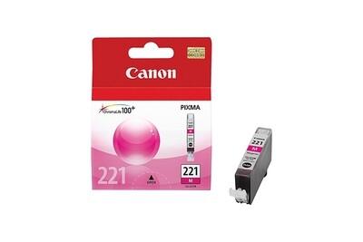 Canon 221 Magenta