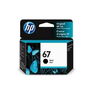 HP 67 Black