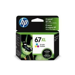 HP 67 XL Tri Colour