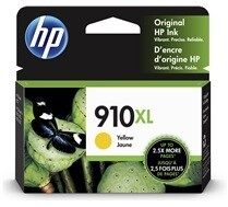 HP 910 XL Yellow