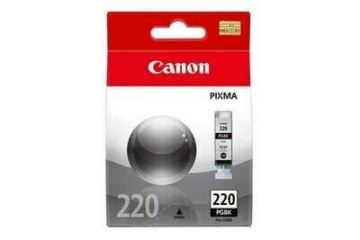 Canon 220 Black