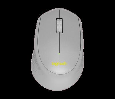 Logitech M330 Silent Wireless - Grey
