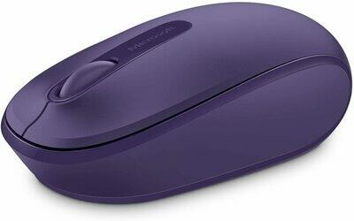 Wireless Mobile Mouse 1850, Purple