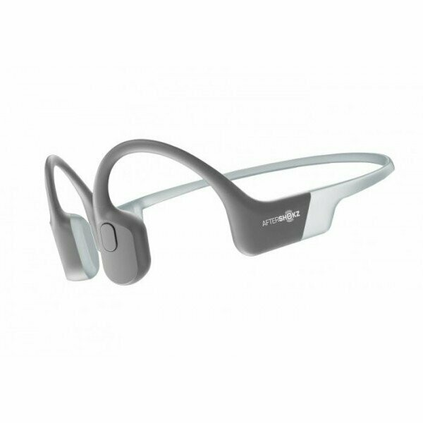 Aftershokz Aeropex Bluetooth Headphone IP67 Lunar Grey w/Mic