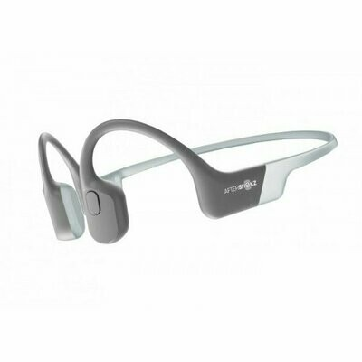Aftershokz Aeropex Bluetooth Headphone IP67 Lunar Grey w/Mic