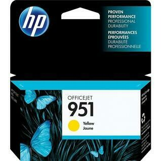 HP 951 Yellow